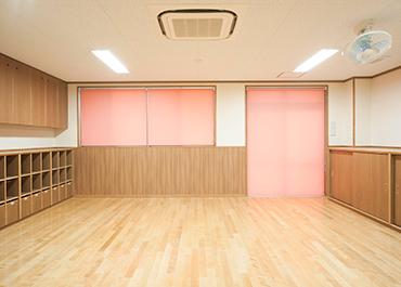 長野保育園-保育室
