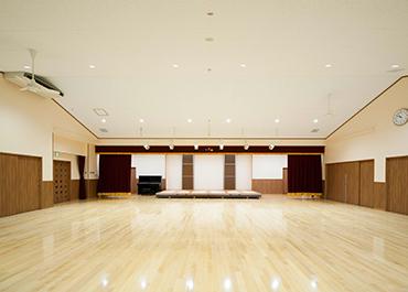 長野保育園-遊戯室